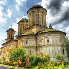 Radu Voda monastery,Bucharest,Romania