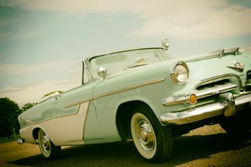 amerikanisches Automobil Retro-Stil