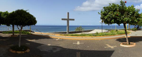 City Recreation Area. Praia, Cape Verde