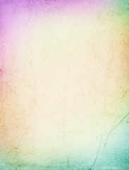 light colorful concrete wall background