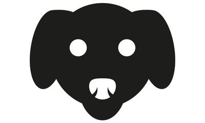 Labrador Kopf Frontal