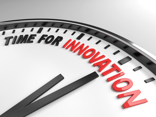 Time for innovation