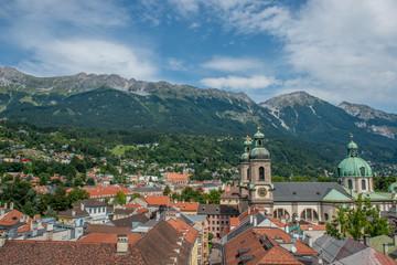 Innsbruck in Tirol
