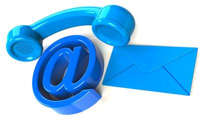 E-Mail Telefon