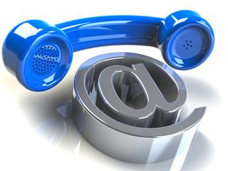 E-Mail Telefon Service