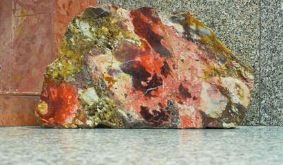 natural stone finishing materials