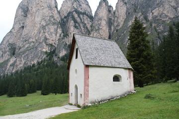 La cappella di San Silvestro in Vallunga