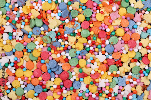 canvas print picture Sprinkles