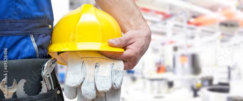Leinwandbild Motiv Maschinenbau / Engineering