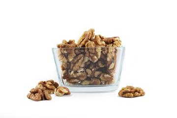 Nüsse in einer Schale