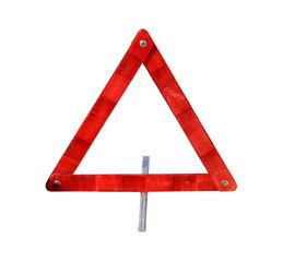 Emergency trafic triangle