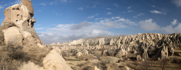 Love Valley, Goreme, Turkey
