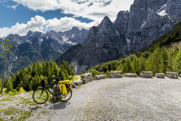 Bicycle tourism in Slovenia