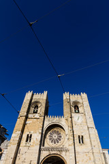 The Lisbon Cathedral is a Roman Catholic Cathedral Lisbon