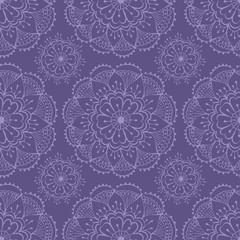 henna seamless pattern
