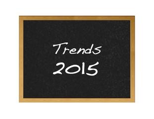 2015 trends.
