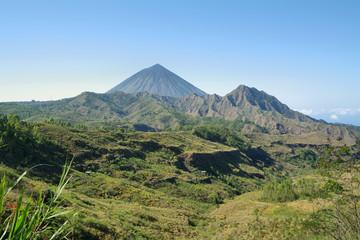 Mount Ebulobo vulcano
