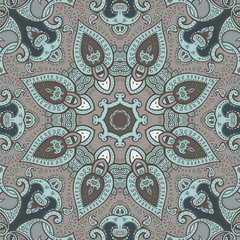 Mandala, decorative pattern.