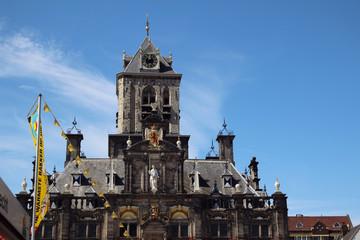 Delft City Hall, Netherlands