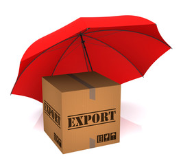 Package Export and Umbrella