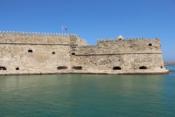 Venezianische Festung Heraklion