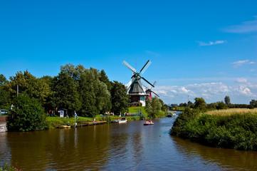 Greetsiel - Windmühle