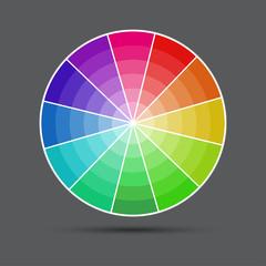Simple color palette