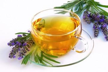 Tee Lavendel - lavender tea 06