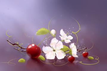 Art cherry