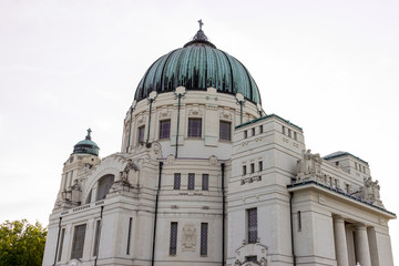 Luegerkirche Zentralfriedhof wien