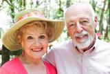 Portrait - Senior Couple
