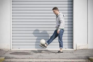 soccer street player
