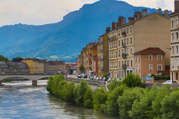 Le Moucherotte et Grenoble
