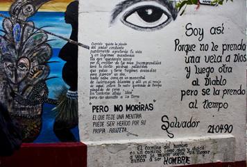 Salvador Gonzalez Escalona mural art