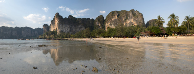 Railay west beach, Thailand