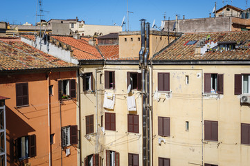 Apartment homes in Rome, Italy