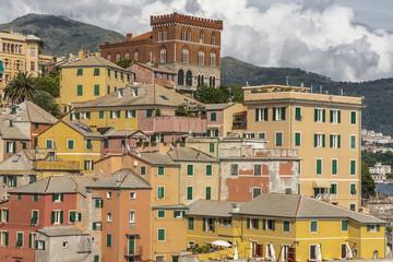 Quartiere di Boccadasse, Genova