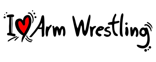 Arm wrestling love