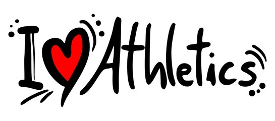 Atletics love