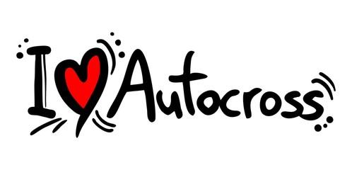 Autocross love