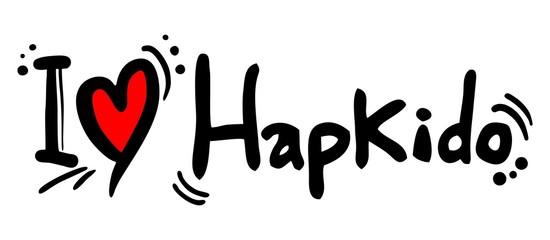 Hapkido love