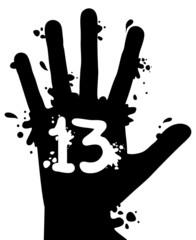 Hand 13