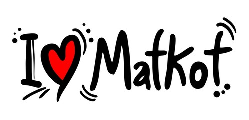 Matkot love