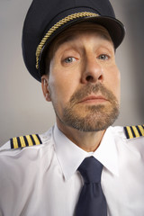 Portrait of a Pilot.