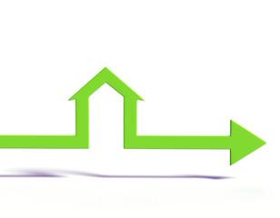 Colorful arrows. Business  concept