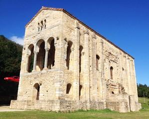 Church of Santa Maria del Naranco, Oviedo, Asturias - Spain
