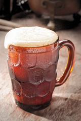 Cold  Root Beer