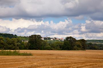 Landschaft bei Dorndorf