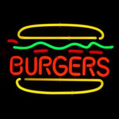 "Néon ""Burgers"""