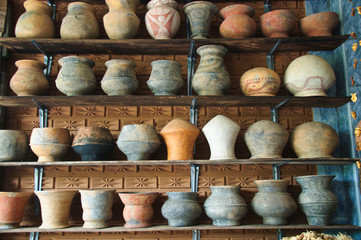 souvenir Ancient Earthenware, Ban Chiang, Udornthani, Thailand